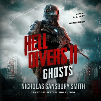 Hell Divers II: Ghosts audiobook by Nicholas Sansbury Smith