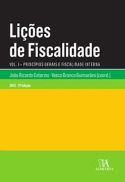 Lições de Fiscalidade ebook by Kobo.Web.Store.Products.Fields.ContributorFieldViewModel