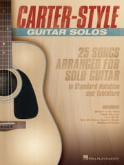 Carter-Style Guitar Solos ebook by Carter Family