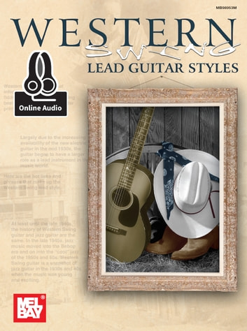 Western Swing Lead Guitar Styles ebook by Joe Carr