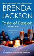 Taste of Passion - A Madaris Novel ebook by