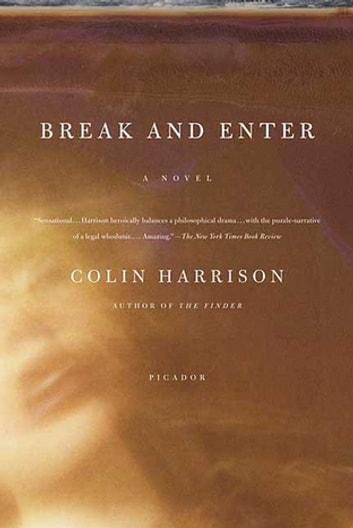 Break and Enter - A Novel ebook by Colin Harrison