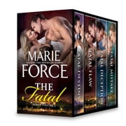 Marie Force The Fatal Series Volume 2 - Fatal Destiny\Fatal Flaw\Fatal Deception\Fatal Mistake ebook by Marie Force