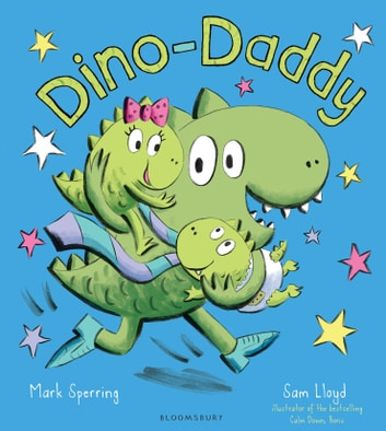 Dino-Daddy ebook by Mark Sperring