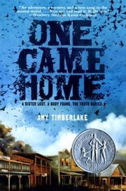 One Came Home ebook by Amy Timberlake