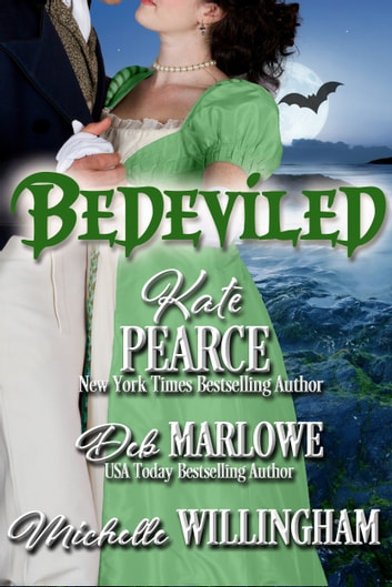 Bedeviled ebook by Kate Pearce,Deb Marlowe,Michelle Willingham