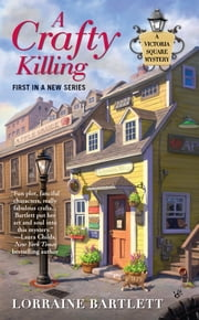 A Crafty Killing ebook by Lorraine Bartlett
