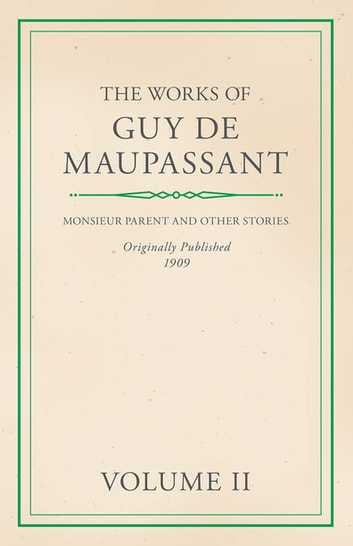 the adopted son by guy de maupassant summary