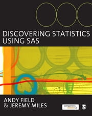 Discovering Statistics Using SAS ebook by Professor Andy Field,Jeremy Miles