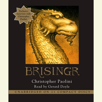 Brisingr - Inheritance, Book III audiobook by Christopher Paolini
