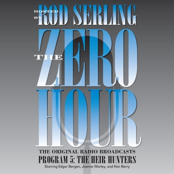 Zero Hour 5 - The Heir Hunters audiobook by