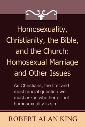 Different views on homosexuality in christianity what is baptism