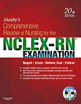 Mosby's Comprehensive Review of Nursing for the NCLEX-RN® Examination ebook by Patricia M. Nugent,Judith S. Green,Mary Ann Hellmer Saul,Phyllis K. Pelikan