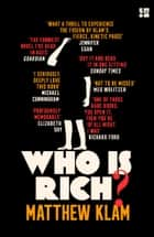 Who is Rich? ebook by Matthew Klam