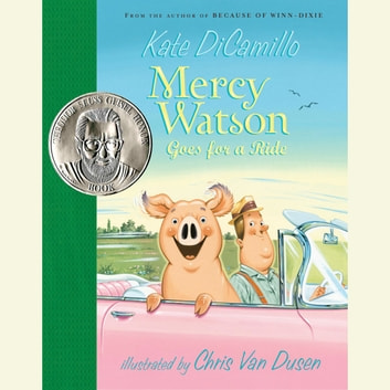 Mercy Watson Goes for a Ride audiobook by Kate DiCamillo