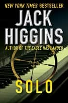 Solo ebook by Jack Higgins