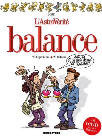 Balance ebook by Joan