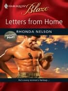 Letters from Home ebook by Rhonda Nelson