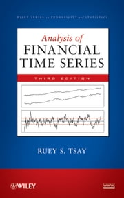 Analysis of Financial Time Series ebook by Ruey S. Tsay