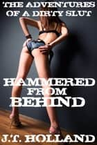 Hammered From Behind ebook by JT Holland