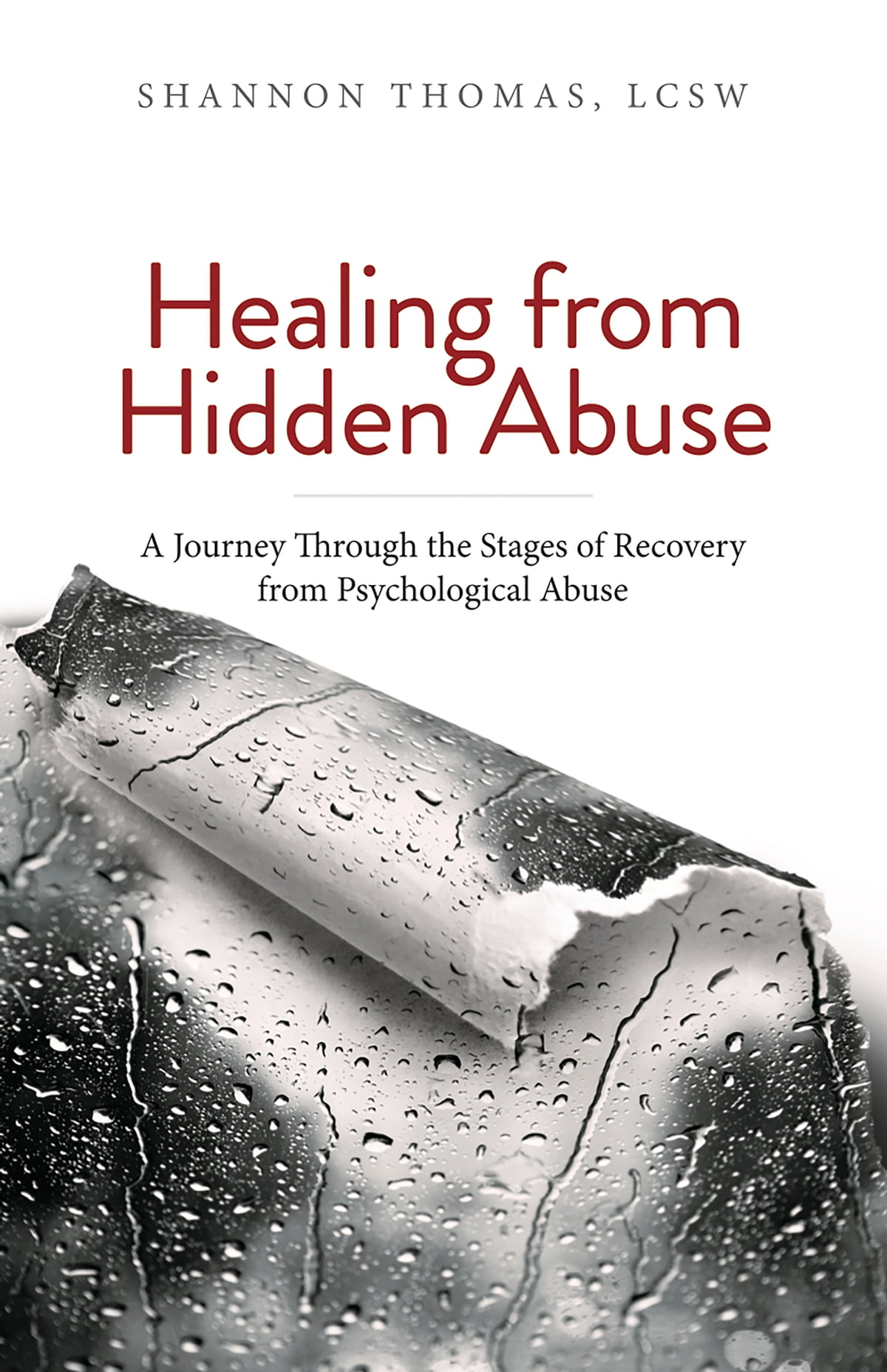 Healing from Hidden Abuse eBook by Shannon Thomas, LCSW ...