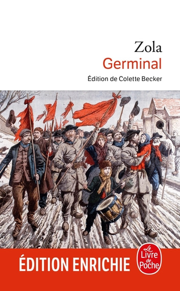 Germinal ebook by Émile Zola