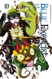 Blue Exorcist vol. 10 eBook by Kazue Kato