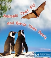 Animals That Fly and Birds That Don't ebook by David and Patricia Armentrout