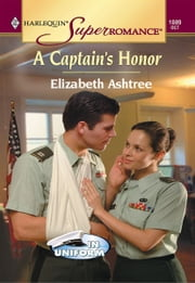 A Captain's Honor ebook by Elizabeth Ashtree