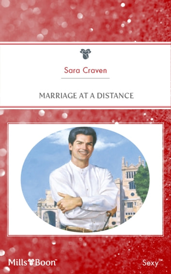 Marriage At A Distance ebook by Sara Craven