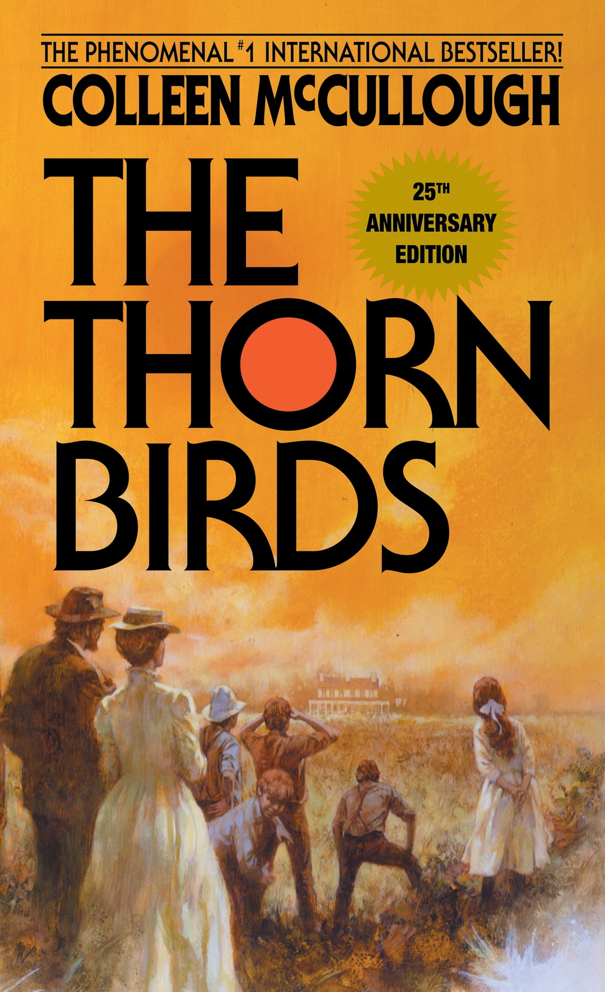 The Thorn Birds Ebook By Colleen Mccullough