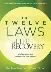 The Twelve Laws of Life Recovery - Wisdom for Your Journey ebook by Stephen Arterburn, David Stoop
