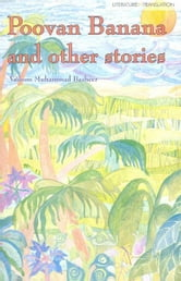 Poovan Banana and Other Stories ebook by Vaikom Muhammed Basheer(Author);Translated from Malayalam by V.Abdulla