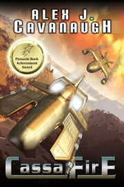 CassaFire ebook by Alex J. Cavanaugh