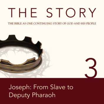 The Story Audio Bible - New International Version, NIV: Chapter 03 - Joseph: From Slave to Deputy Pharaoh audiobook by Zondervan