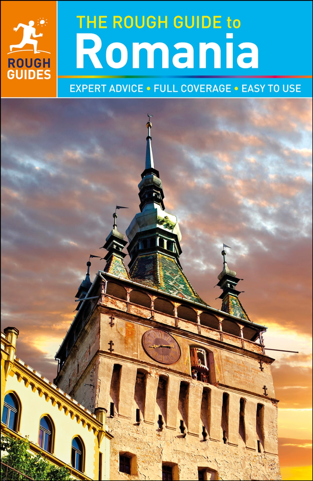 The rough guide to romania: rough guides: 9780241249451.