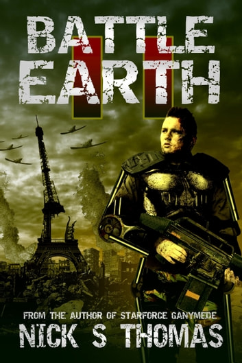 Battle Earth II (Book 2) ebook by Nick S. Thomas