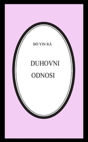 Duhovni odnosi ebooks by Bô Yin Râ
