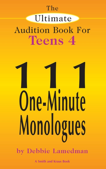 111 One-Minute Monologues ebook by Debbie Lamedman