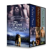 Puma Nights Series Books 1 - 3 - Falke's Peak\Falke's Captive\Falke's Renegade ebook by Carina Press