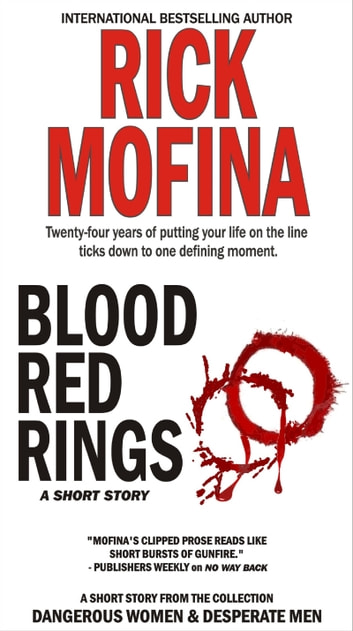 Blood Red Rings ebook by Rick Mofina