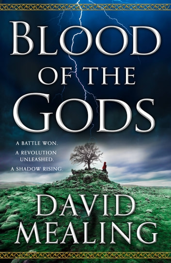 Blood of the Gods ebook by David Mealing
