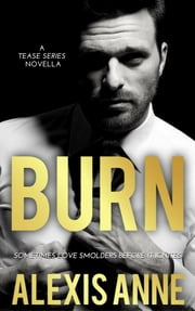 Burn ebook by Alexis Anne
