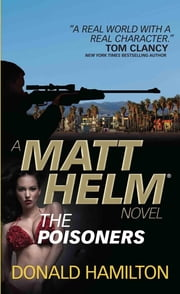 Matt Helm - The Poisoners ebook by Donald Hamilton