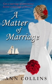 A Matter of Marriage ebook by Ann Collins