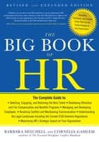 The Big Book of HR, Revised and Updated Edition eBook by Barbara Mitchell, Cornelia Gamlem