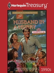 Husband in a Hurry ebook by Muriel Jensen