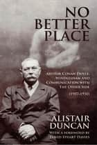 No Better Place ebook by Alistair Duncan