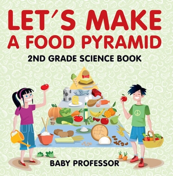 Lets Make A Food Pyramid 2nd Grade Science Book Childrens Diet