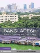 Bangladesh ebook by Professor David Lewis